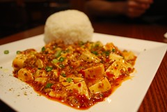 Mapo Tofu - Sichuan House AUD8.50 (avlxyz) Tags: food rice tofu chinese melbourne vic beancurd sichuan mapo mapotofu  mapodoufu  doufu  melbournevic   sichuanhouse