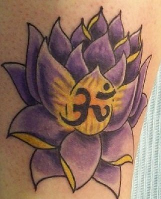 kk's new tattoo. Published December 26, 2010 | By wp-admin. A few nice lotus tattoo images I found: kk's חеw tattoo