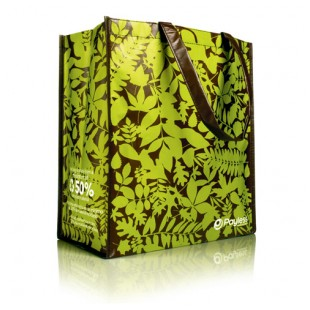 Payless Reusable Bag for Nature Conservancy's Plant a Billion Trees campaign