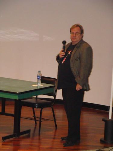 Conferencia pre-congreso, UCR