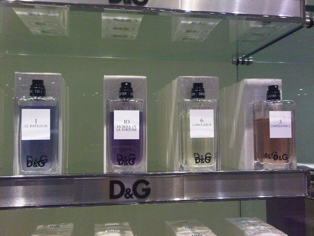 D&G Perfumes