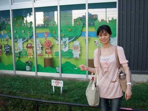 Angela @ 横浜アンパンマンこどもミュージアム