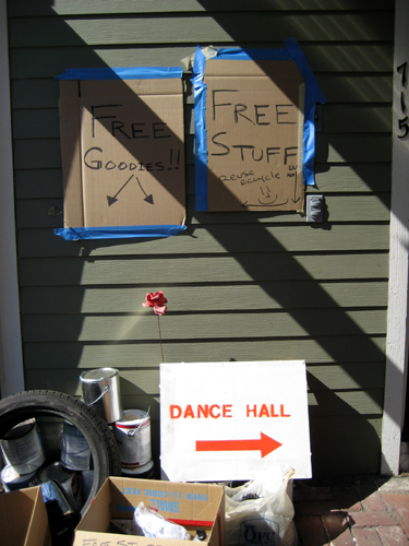 Dance Hall This Way