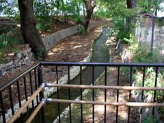 さらに堀川の上流