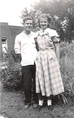 Alan and Georgia