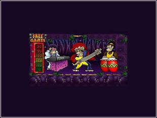 free Funky Monkey gamble bonus game