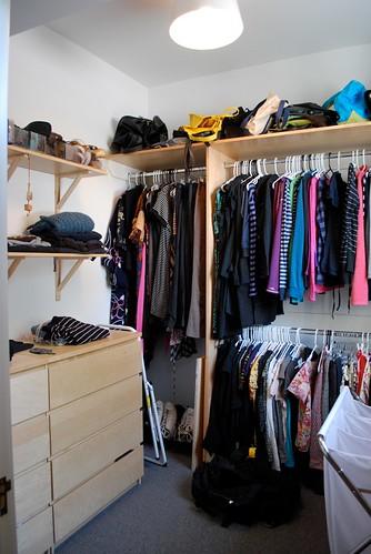 Closet (by ann-dabney)