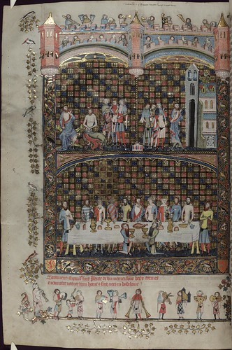 The Romance of Alexander 188v MS. Bodl. 264