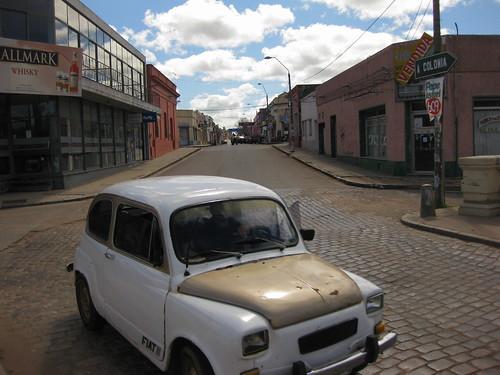 little Fiat, Carmelo, Uruguay