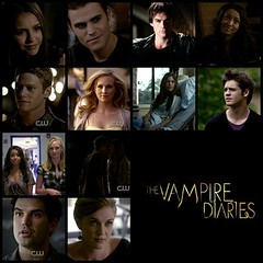 ''The Vampire Diaries'' collage :)