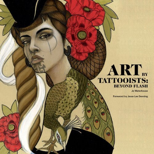 """Art by Tattooists: Beyond Flash"""