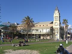 Glenelg Strandpromenade