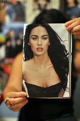 MEgan Fox (Sara Feigin) Tags: selfportrait magazine transformers article rollingstone rollingstonemagazine meganfox jennifersbody