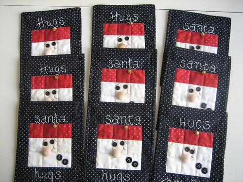 9 Little Santas