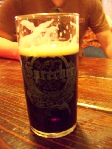 Sprecher's Black Bavarian