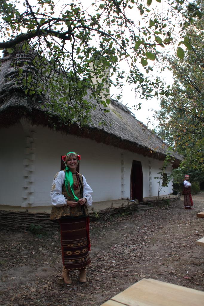 Мамаева Слобода. Киев