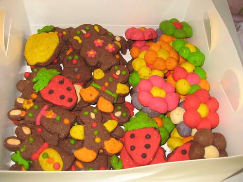 eğlenceli kurabiyeler