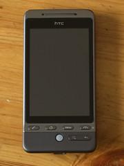 HTC Hero Standby