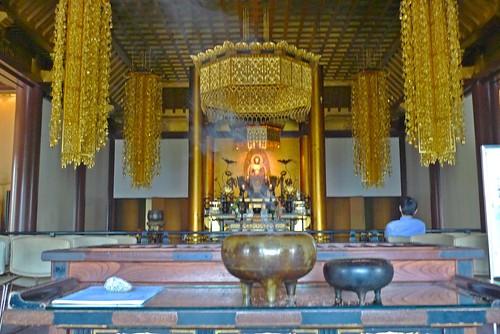 Daiden Main hall Zojoji