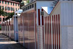 "stabilimento balneare (wallace39 "" mud and glory "") Tags: sea italy italia mare liguria genova rivieradilevante bathhouse santamargheritaligure stabilimentobalneare golfodeltigullio"