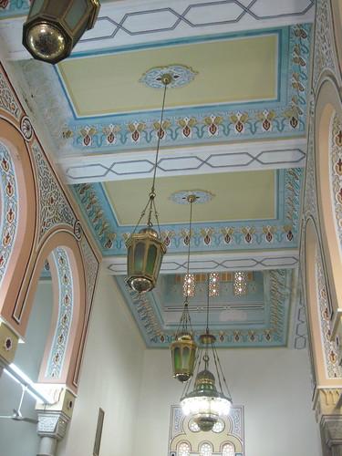 Jumeirah Mosque Interior
