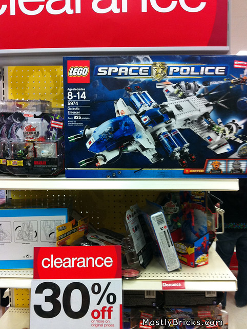 LEGO 5974 Galactic Enforcer - Space Police