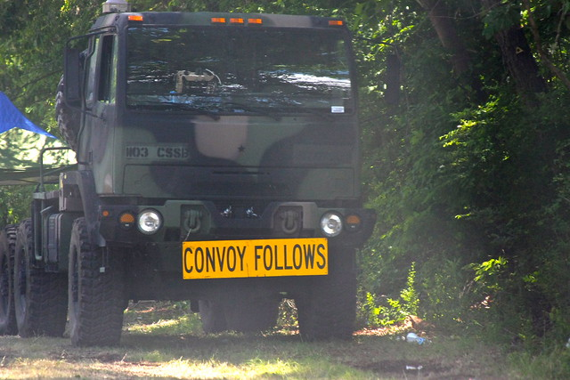 Convoy Follows by CuriouserCuriouser