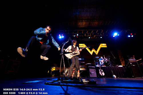 5748367784 706535bfdf Photo of the WEEK   Weezer