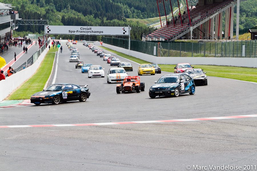 Spa Summer classic 2011 : le reportage 1/2 : Samedi 11 Juin 2011  5848117653_9d369ca94b_o