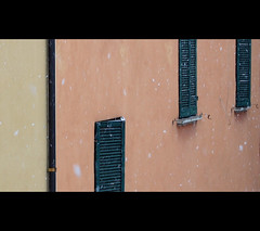 just snow (managerri) Tags: italy snow cold neve bologna freddo softcolour pastelli ysplix
