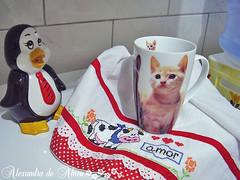 Caneca de gatinhos ( Xanda ) Tags: gato caneca
