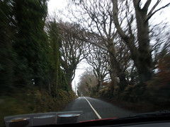 Driving around in Co. Wicklow