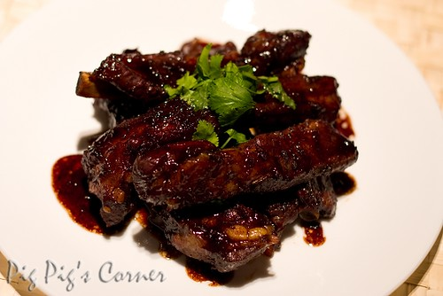 sweet sour ribs2