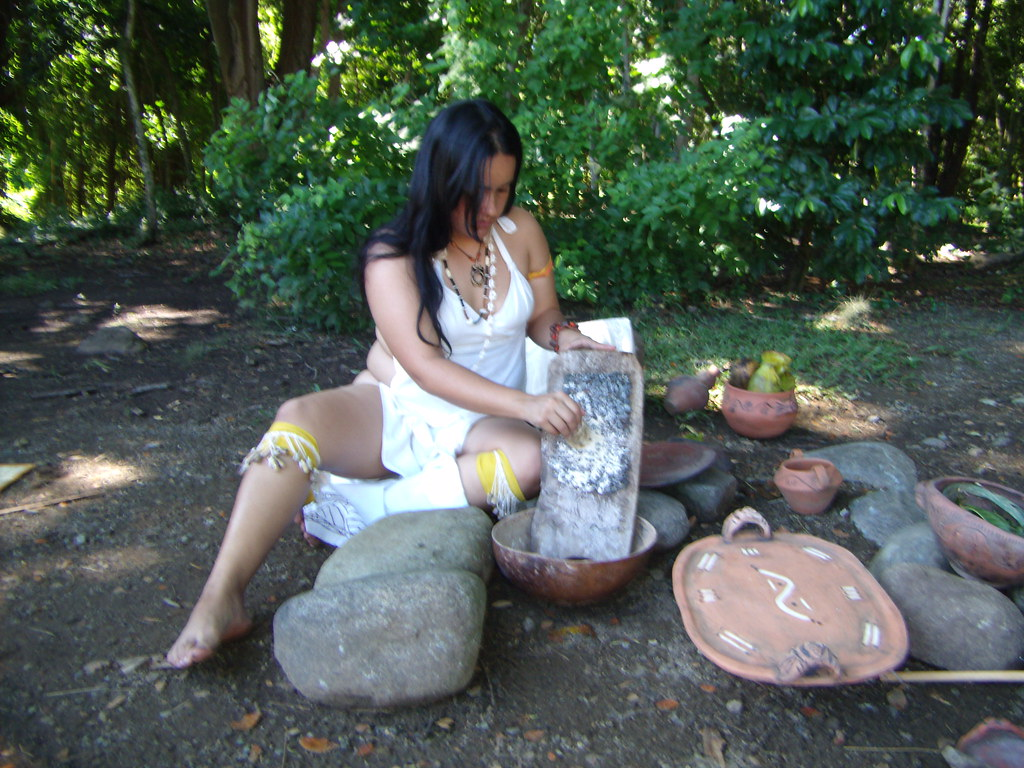 Pre-Columbian Hispaniola - Arawak/Taino Indians