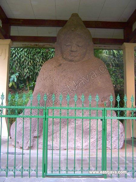 Budha Statue - Mojokerto