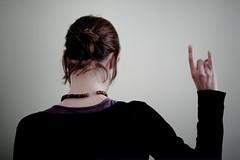 Yeah... - 22/01/2009 (mnpix) Tags: canon collier hair necklace back hand yeah main fingers dos ear oreille doigts cheveux vob 365days matthieunicolas viewonblack eos40d 365jours mnpics mnpix