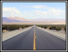 Mojave Desert Road to Nowhere (kiwis.outback) Tags: california road joshuatree mojave deathvalley mojavedesert
