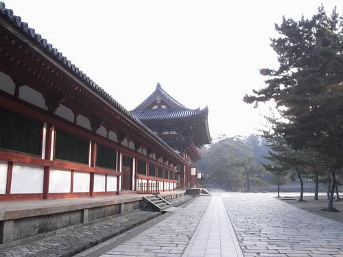 早朝の東大寺(二月堂編)-22