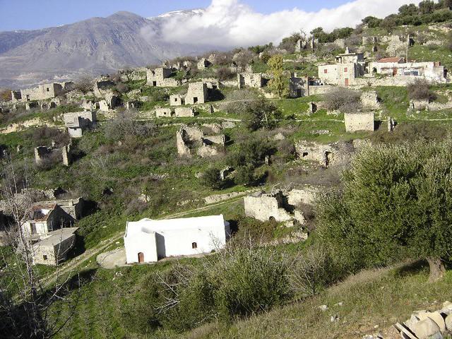Κρήτη - Ηράκλειο - Δήμος Ρούβα Ράφτης-Ενετικό χωριό