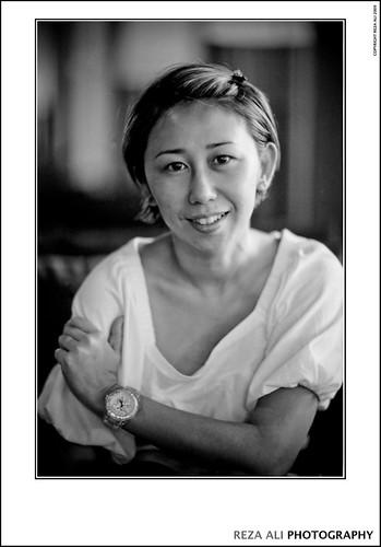 Portraits- Liz Jasri