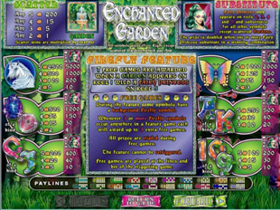 enchanted garden free game