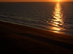 Sunset and Sand (Silent Orchestra) Tags: ocean sunset sun beach sc water sunrise myrtlebeach sand southcarolina mb myrtlebeachsouthcarolina silentorchestra mrytlebeachsc laughlovehope