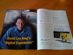 I Was Featured in TK Magazine