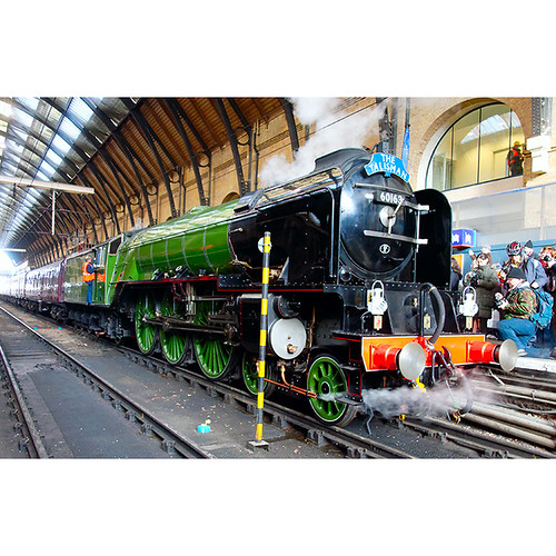 Tornado at Kings Cross