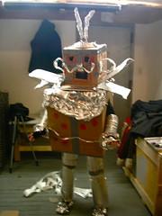 AFTP: ( ) trial robot