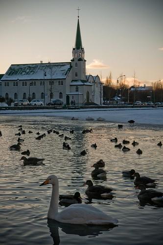 Reykjavik - Church