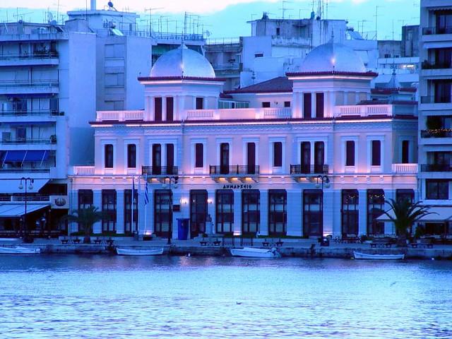 Στερεά Ελλάδα - Εύβοια - Δήμος Χαλκιδέων Το Δημαρχείο της Χαλκίδας - Μέγαρο Κότσικα