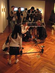 20090215-zoyo看石頭作品 (2)
