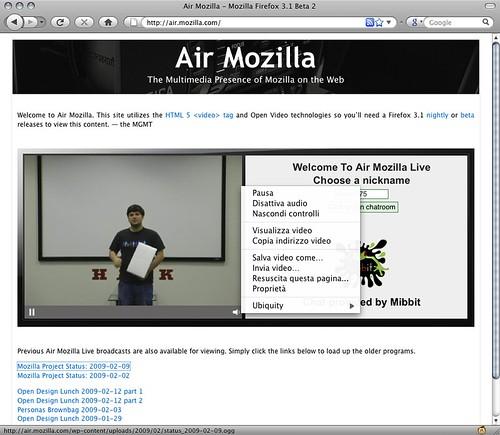 Air Mozilla (ogg video)