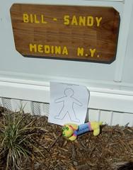 Visiting Bill & Sandy